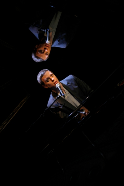 Ray Scannell in Mimic. Photo by Colm Hogan.